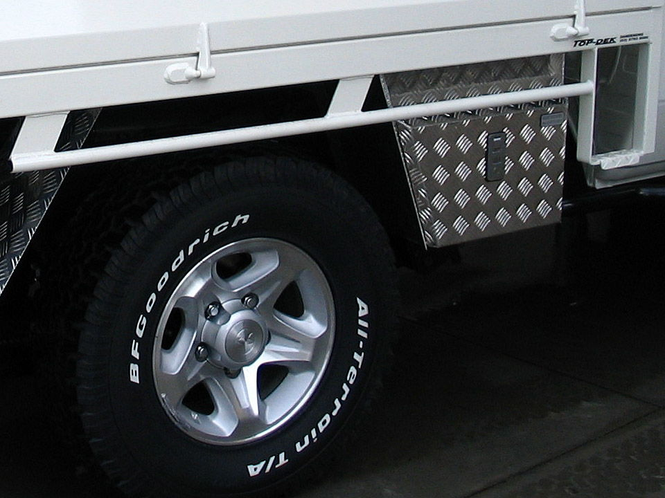 Under Body Ute Tool Boxes Melbourne | Aussie Tool Boxes