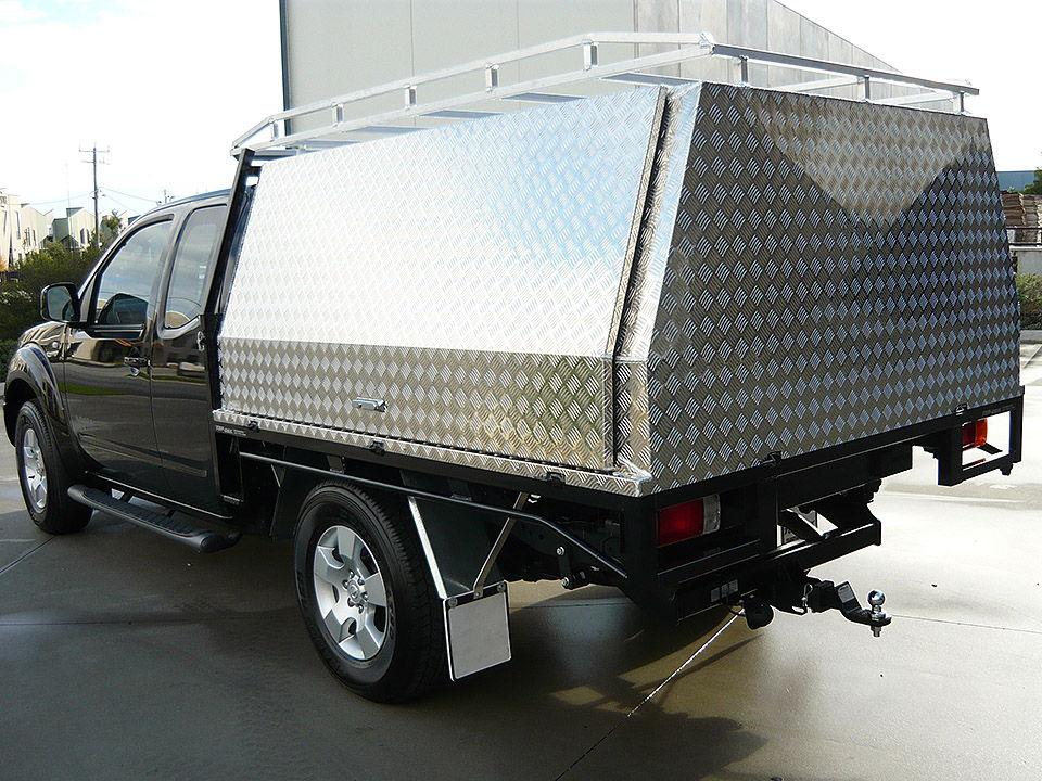 Aluminium Ute Canopies Melbourne Aussie Tool Boxes