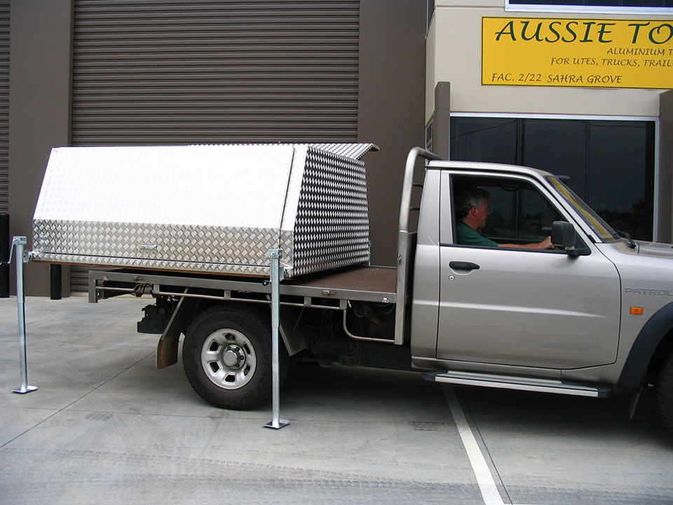 Lift off ute canopy & Lift Off Tray Tool Boxes Melbourne | Aussies Tool Boxes