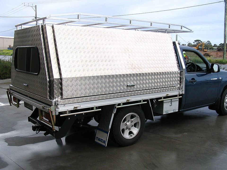 Removeable three door canopy : lift off ute canopy - memphite.com